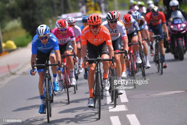 Ivan Rovny of Russia and Team Gazprom - Rusvelo / Serge Pauwels of Belgium and CCC Team / during the 76th Tour of Poland 2019 - Stage 7 a 153km stage...