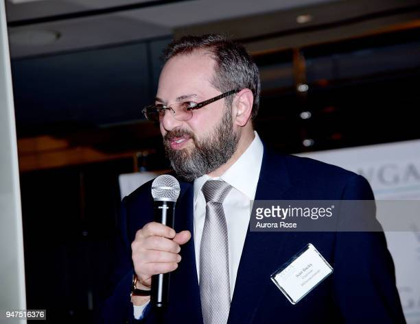 Ivan Sacks attends Launch Of New Entity Withers Global Advisors at 432 Park Avenue on April 3 2018 in New York City Ivan Sacks