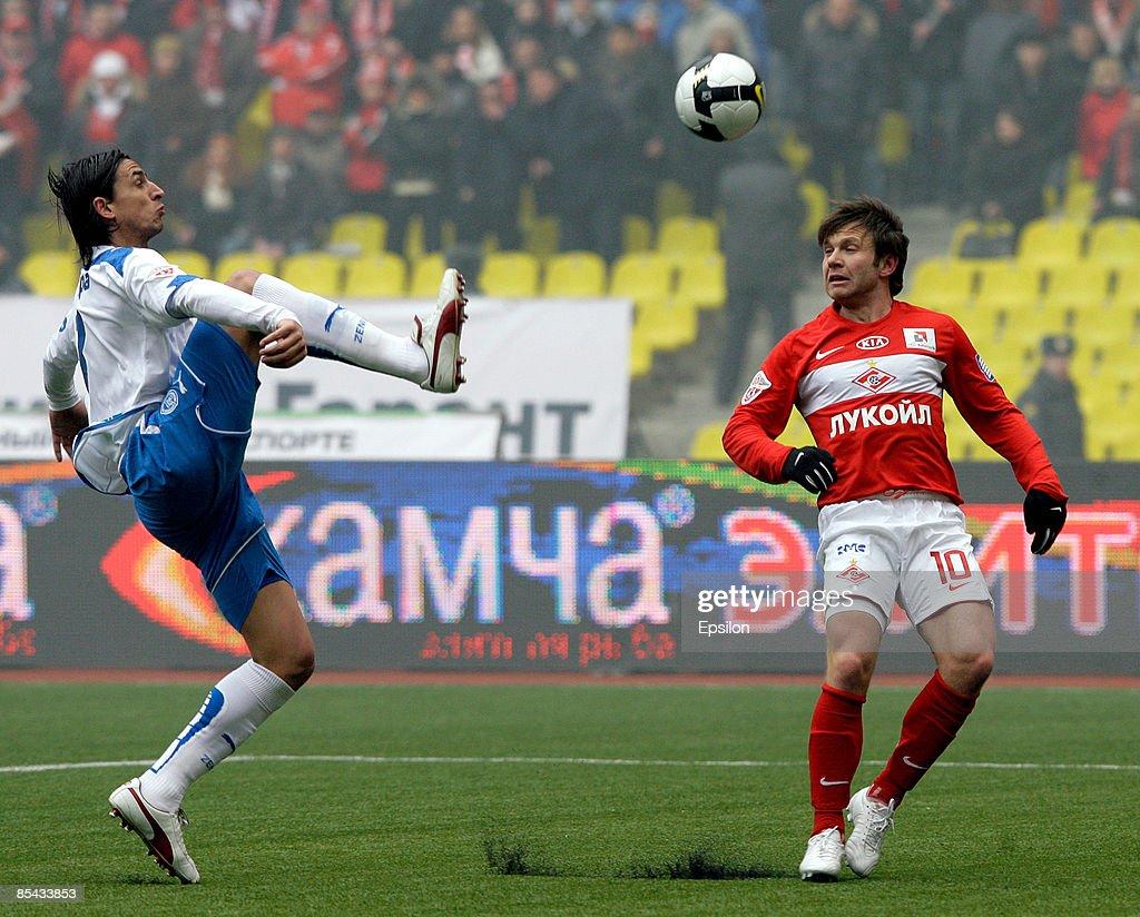 Matches Spartak - Zenit in the season 2018 - 2019 37