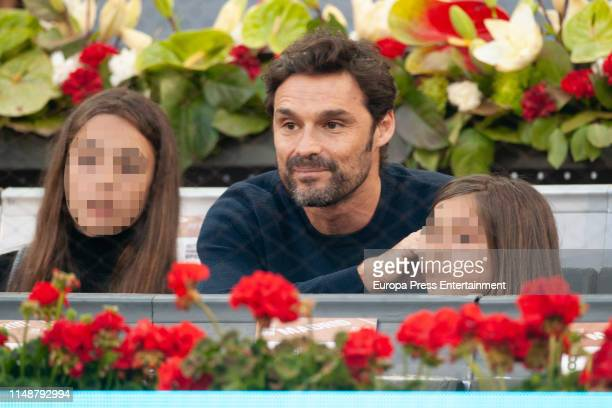 Ivan Sanchez attends Mutua Madrid Open at Caja Magica on May 10, 2019 in Madrid, Spain.