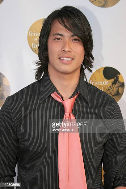Ivan Shaw during Molly Sims 4th Annual Night with the Friends of El Faro at The Music Box Henry Fonda Theatre in Hollywood California United States