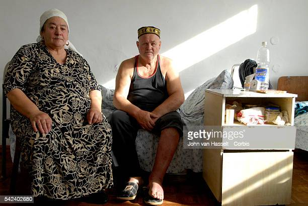 Ivan Sheniman has been coming to the hospital since it was opened in 1978 following the start of his skin problems in 1977 He and his wife Elenna are...