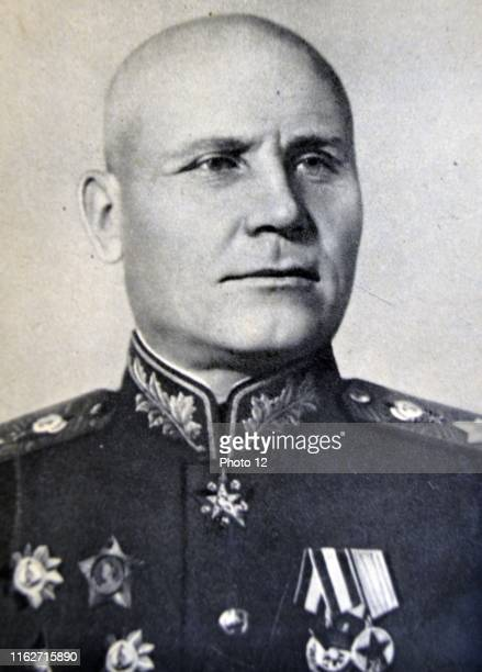 Ivan Stepanovich Konev , Soviet military commander, who led Red Army forces on the Eastern Front during World War II, retook much of Eastern Europe...