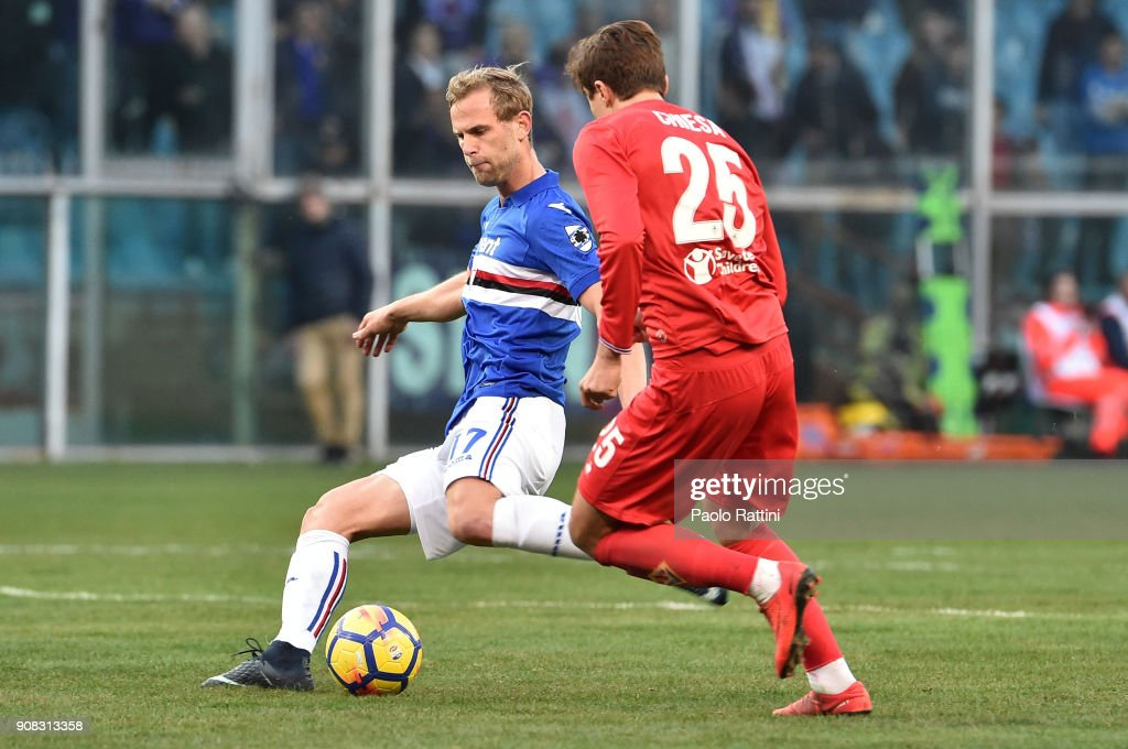 UC Sampdoria v ACF Fiorentina - Serie A : News Photo