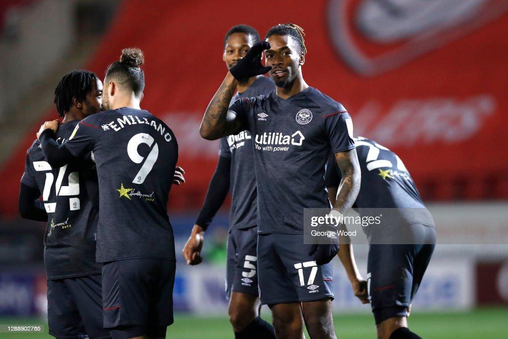 Rotherham United v Brentford - Sky Bet Championship : News Photo