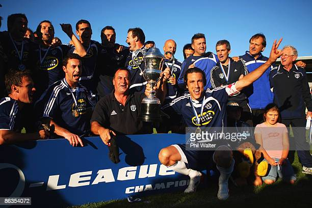 Worlds Best Auckland City Fc Squad Stock Pictures Photos