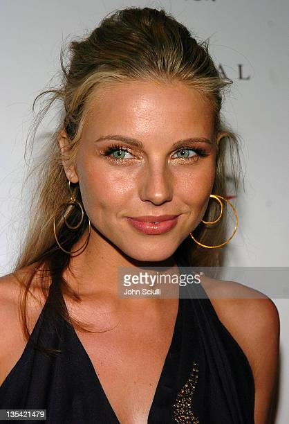 Ivana Bozilovic during People's Liberation Launch Party Hosted by Eve Arrivals in Los Angeles California United States