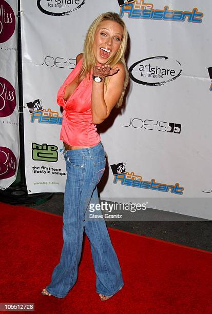 Ivana Bozilovic during Premiere Party For MTV's The Assistant at Bliss in Los Angeles California United States