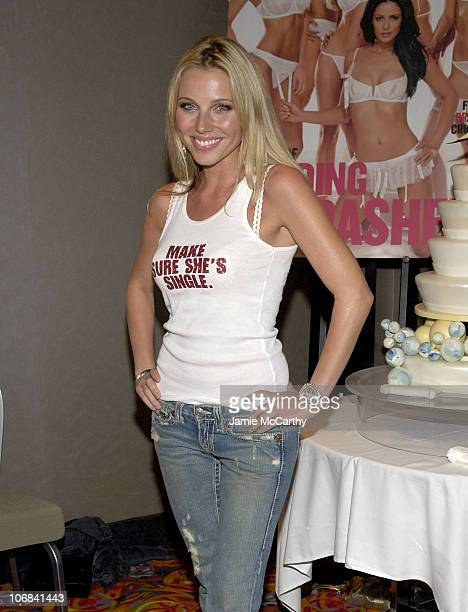Ivana Bozilovic during Stuff Magazine Hosts Wedding Crashers Autograph Session at Maxim's All Access Weekend at The Borgata Hotel at The Music Box...