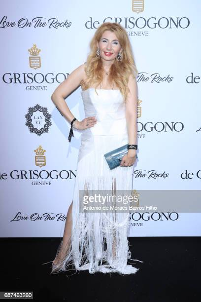 Ivana IlicLabia attends the De Grisogono party during the 70th annual Cannes Film Festival at Hotel du CapEdenRoc on May 23 2017 in Cap d'Antibes...