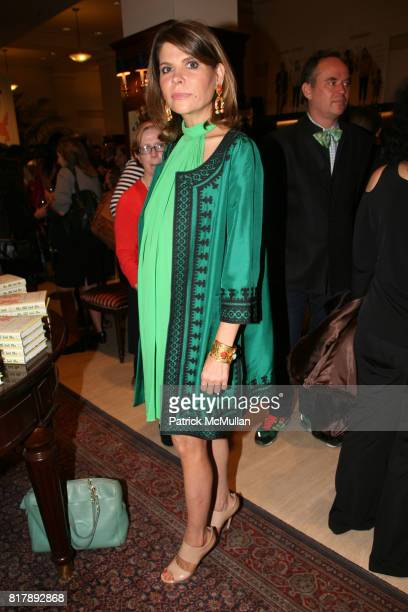 Ivana Lowell attends The launch of True Prep at Brooks Brothers on September 14 2010 in New York
