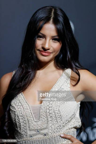 Ivana Santacruz during the PLACE TO B Awards on November 24 2018 in Berlin Germany