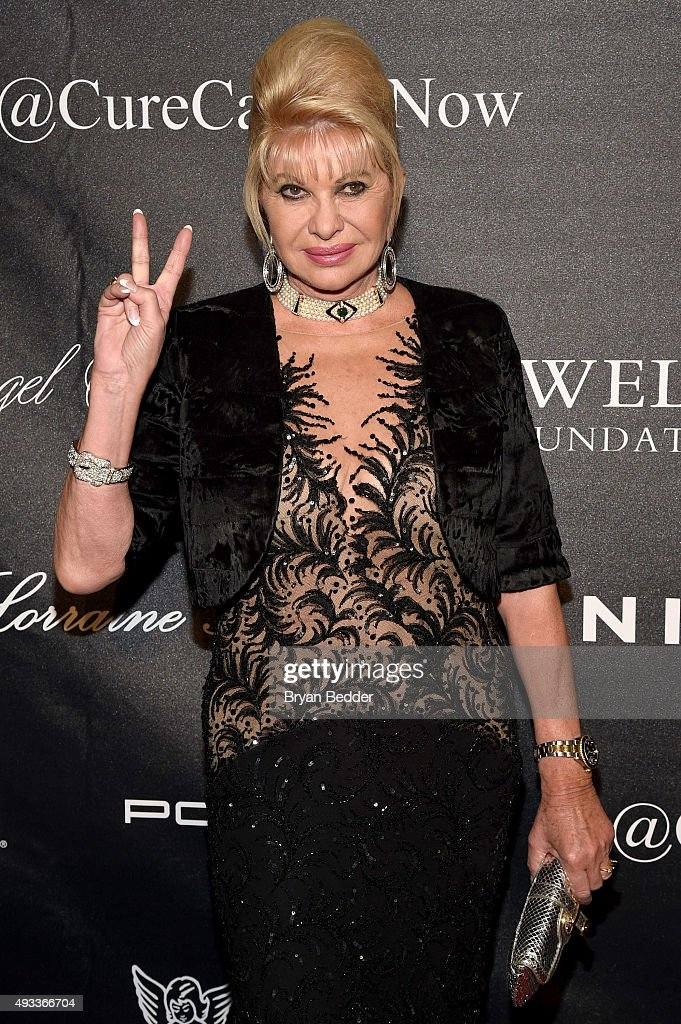 Gabrielle's Angel Foundation Hosts Angel Ball 2015 - Arrivals