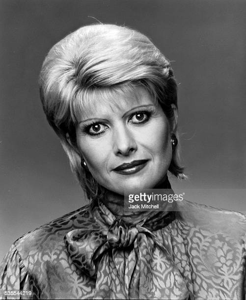 Ivana Trump Pictures and Photos