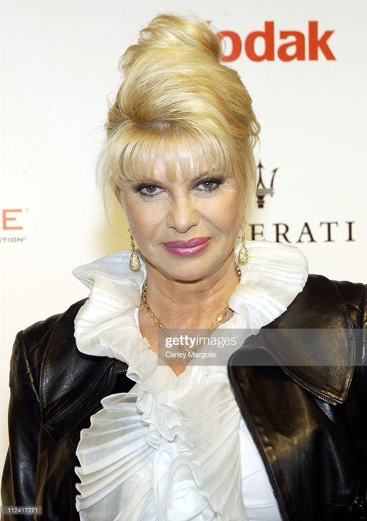 """5th Annual Tribeca Film Festival - """"Ivana Young Man"""" Premiere - After Party -"""