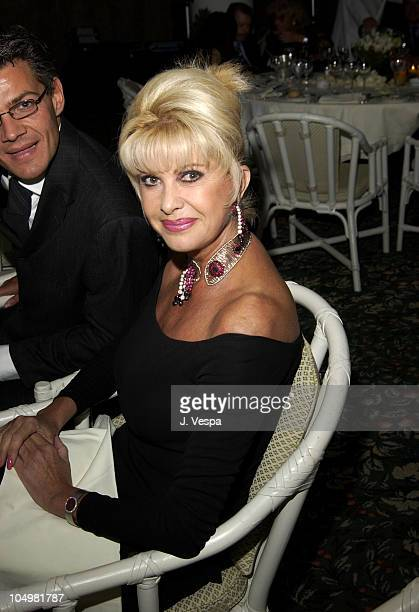 Portrait Trump Ivana Stock Photos and Pictures