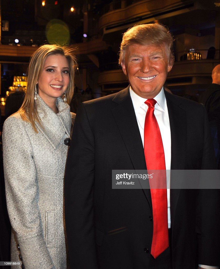 COMEDY CENTRAL Roast Of Donald Trump - Backstage : News Photo