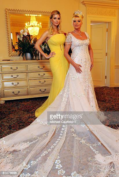 Ivana Trump And Rossano Rubicondi Wedding At Mar A Lago Pictures And