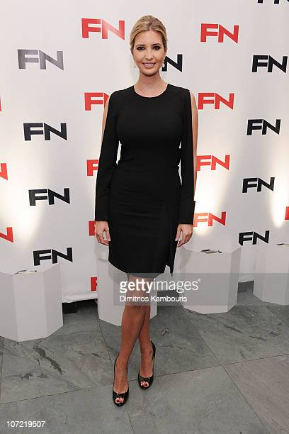Ivanka Trump attends Footwear News 24th Annual Achievement Awards at The  Museum of Modern Art on
