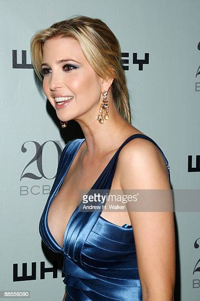 Ivanka Trump attends the 2009 Whitney Contemporaries Art Party And Auction at Skylight on June 17 2009 in New York City