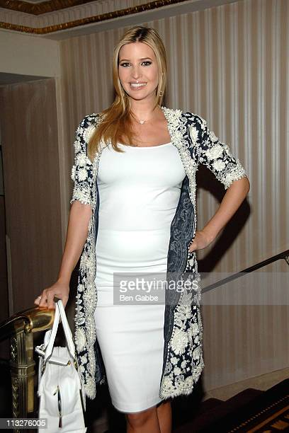 Ivanka Trump attends the 2011 National Association of Professional Women National Networking Conference at The Waldorf=Astoria on April 29 2011 in...