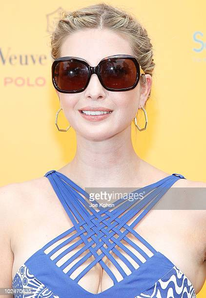 Ivanka Trump attends the 3rd annual Veuve Clicquot Polo Classic on Governors Island on June 27 2010 in New York City
