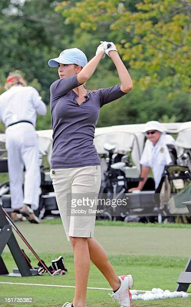Ivanka Trump attends the Eric Trump Foundation's 6th Annual Golf Invitational Benefiting The St Jude Children's Research Hospital at Trump National...