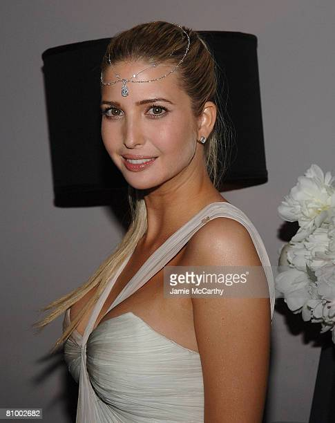 Ivanka Trump attends the Nina Ricci After Party For Met Ball Hosted By Olivier Theyskens and Lauren Santo Domingo at Philippe in New York on May...
