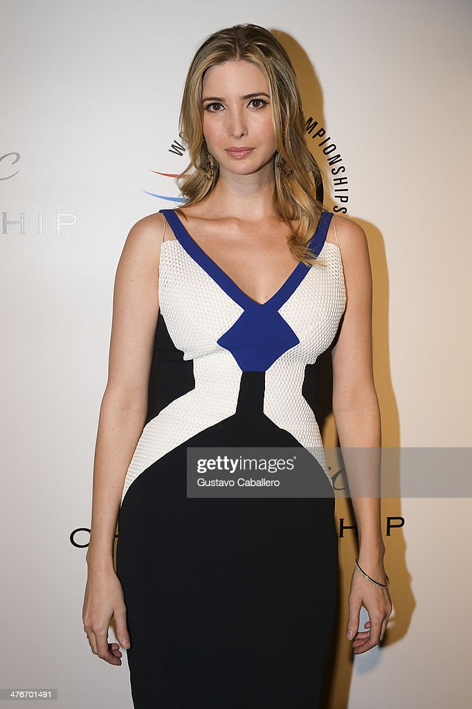 Ivanka Trump attends The Opening Drive Party at Hyde Beach on March 4, 2014 in Miami, Florida.