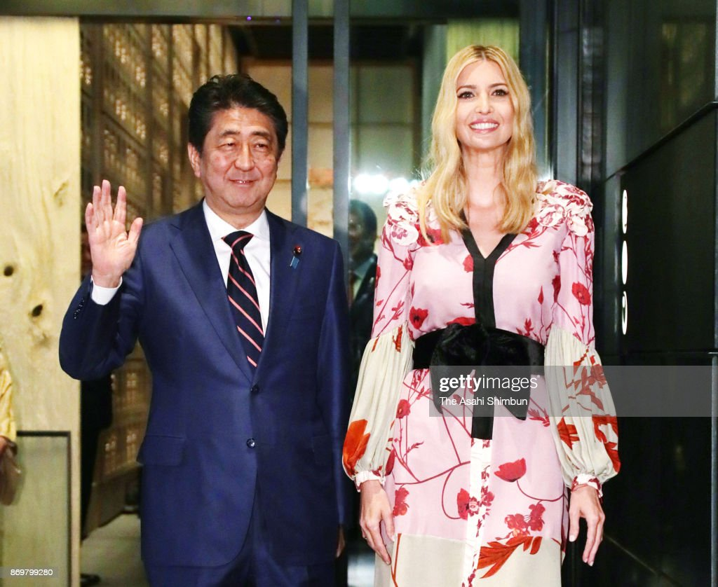 Ivanka Trump Visits Japan - Day 2