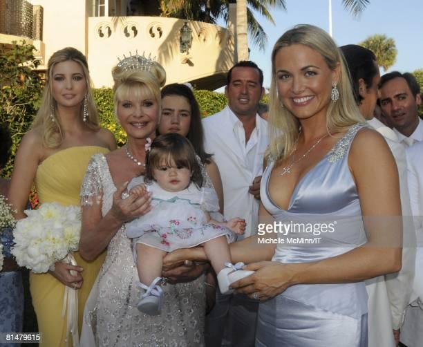 Ivanka Trump Wedding Stock Photos And Pictures