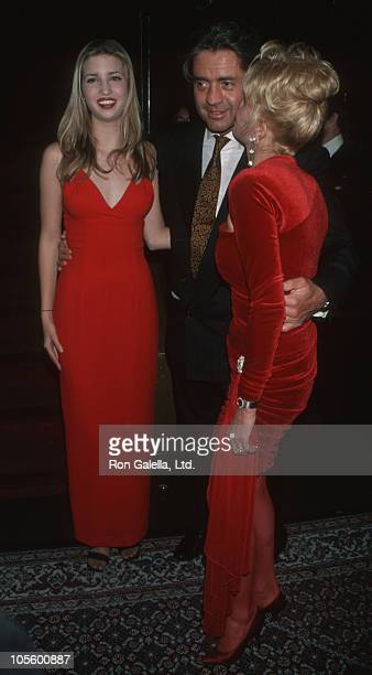 Ivanka Trump, Roffredo Gaetani and Ivana Trump during Valentine's Day And Birthday Party For Ivanka Trump at Chaos in New York City, New York, United...