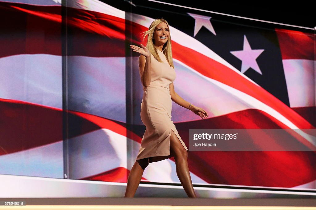 Republican National Convention: Day Four : News Photo