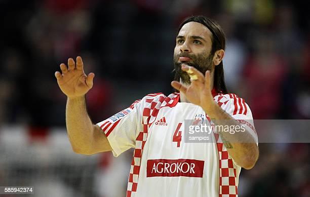 Ivano BALIC Handball Männer Europameisterschaft 2012 Halbfinale : Serbien - Kroatien 10 th mens european championchip in Serbia semifinal Serbia -...
