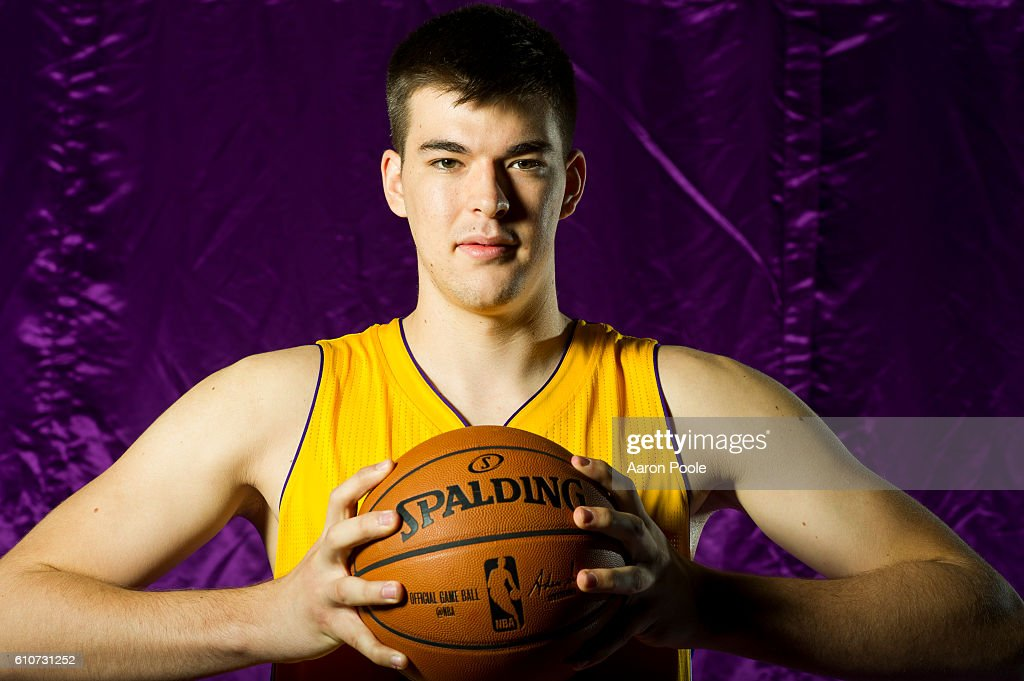 2016-2017 Los Angeles Lakers Media Day : Fotografía de noticias