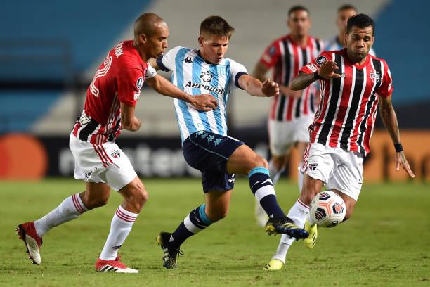 ARG: Racing Club v Sao Paulo - Copa CONMEBOL Libertadores 2021