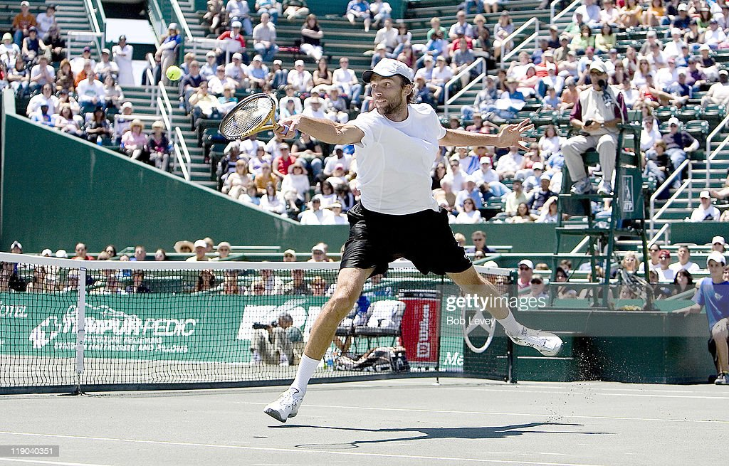 ATP - 2007 US Men's Clay Court Championship - Final - Ivo Karlovic vs Mariano