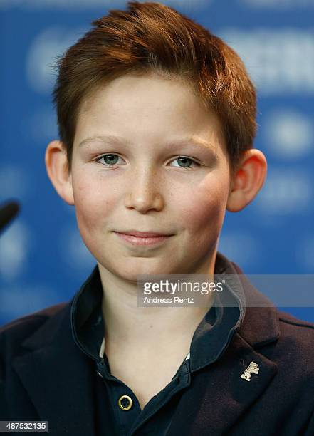 Ivo Pietzcker attends the 'Jack' press conference during 64th Berlinale International Film Festival at Grand Hyatt Hotel on February 7 2014 in Berlin...