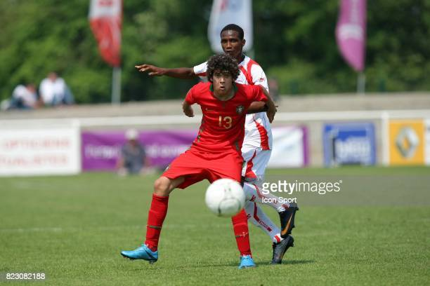 Ivo Tiago DOS SANTOS RODRIGUES Portugal / Guinee Mondial Minimes Tournoi International U16 Montaigu