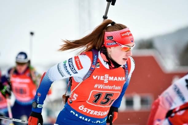 SWE: IBU Biathlon World Championships - Men's and Women's Relay