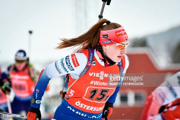 SWE: IBU Biathlon World Championships - Men's and Women's Relay
