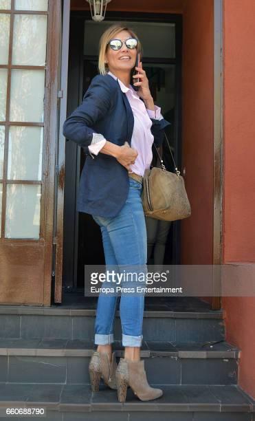 Ivonne Reryes is seen on March 16, 2017 in Madrid, Spain.