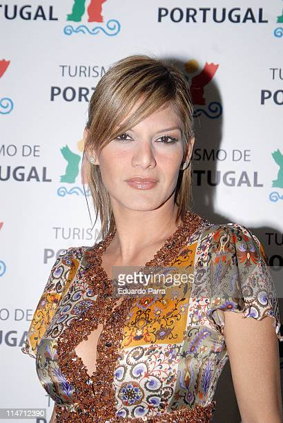 Ivonne Reyes during Portugal Tourism Party - February 1, 2007 at Nueva Fontana Nighclub, Portugal.