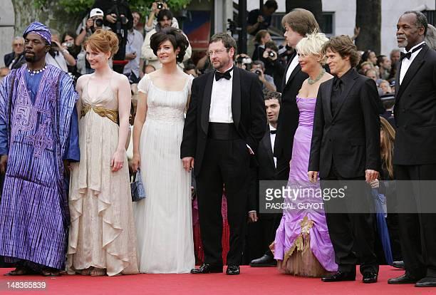 Ivorianborn actor Isaach de Bankole US actress Bryce Dallas Howard Danish director Lars von Trier and his partner US actors Danny Glover and Willem...