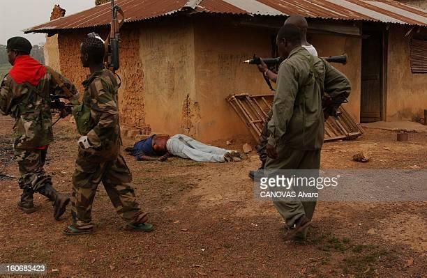 Ivory Coast At The Edge Of Chaos Le bourg de TOULEPLEU a été reconquis par les soldats loyalistes alliés aux réfugiés libériens qui avaient fui leur...
