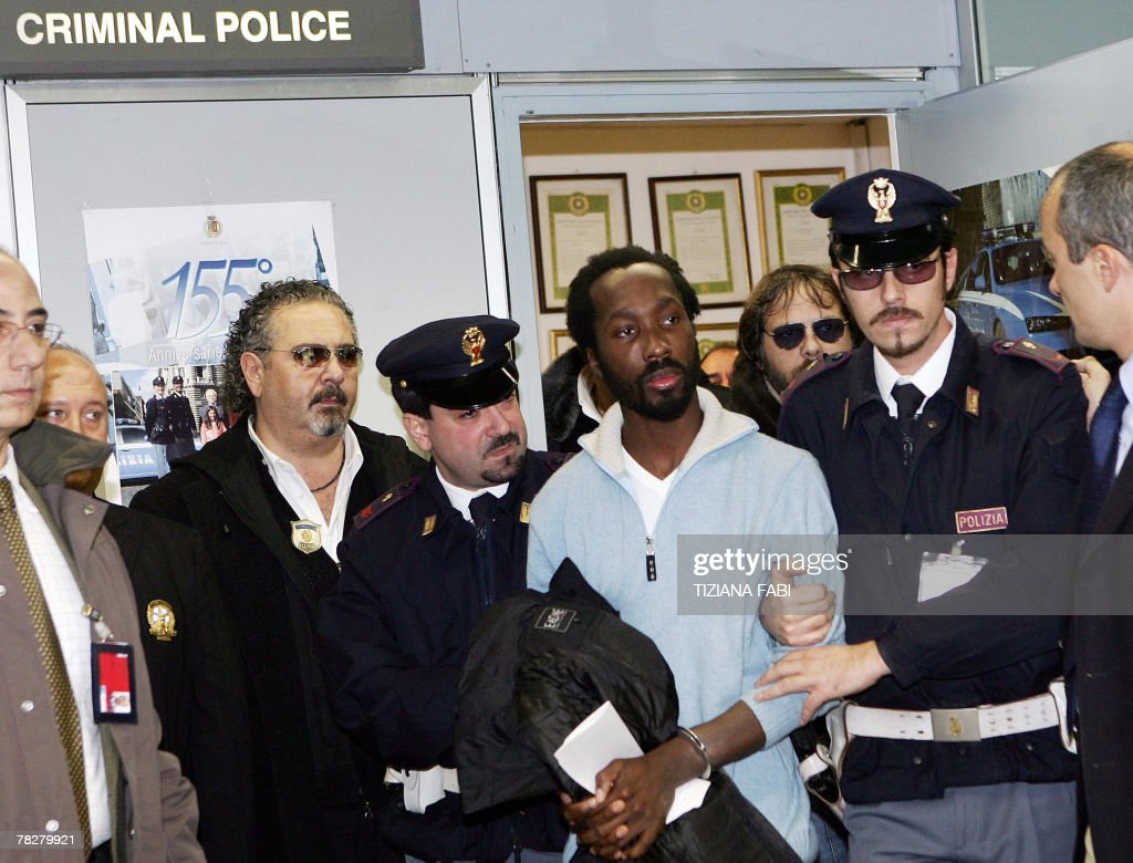 Ivory Coast citizen Rudy Hermann Guede a : News Photo