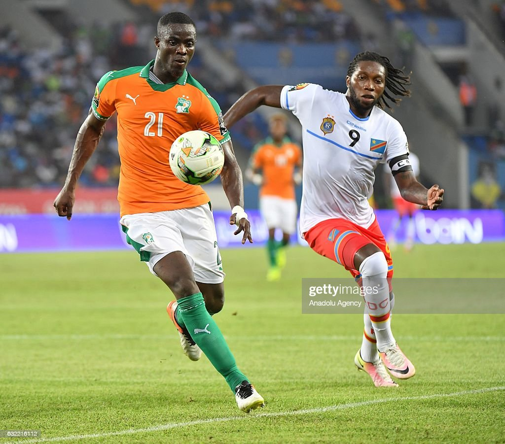 African Cup of Nations 2017 : ニュース写真