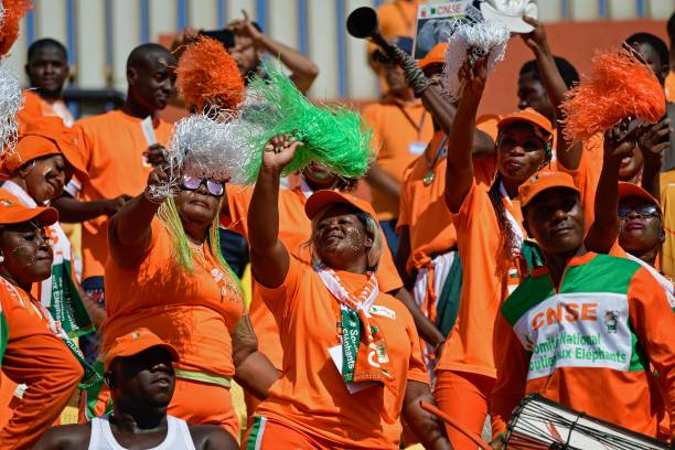 EGY: Cote d'Ivoire v South Africa:Group D - 2019 Africa Cup of Nations