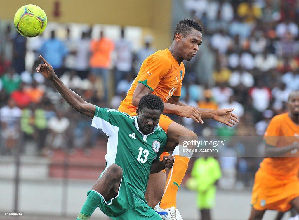 Fousseny Coulibaly en CI