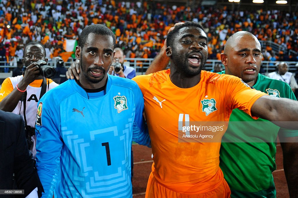 Ivory Coast v Ghana - Africa Cup of Nations Final : News Photo